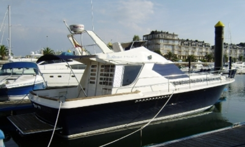 Image of POWLES 36 for sale in Spain for €99,900 (£89,177) SANTANDER, Spain