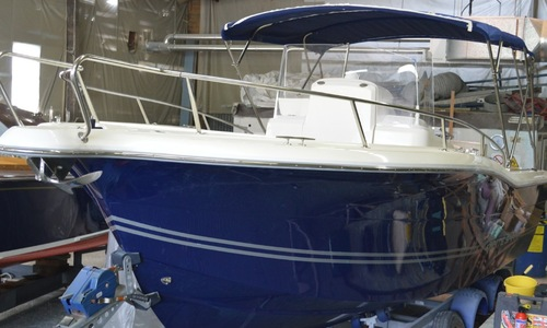 Image of White Shark 265 for sale in United Kingdom for £56,500 Dartmouth, United Kingdom