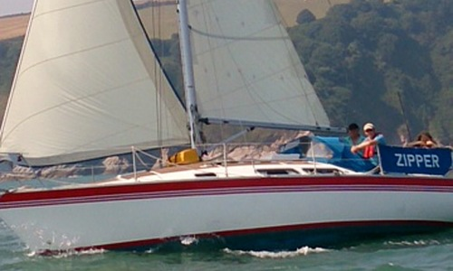 Image of Dolphin 31 for sale in United Kingdom for £10,500 Dartmouth, United Kingdom