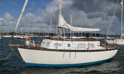 Image of Colvic Springtide, with trailer for sale in United Kingdom for £11,000 Falmouth, United Kingdom