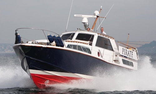 Image of Brooke Marine Ocean Pirate 40 for sale in United Kingdom for P.O.A. Falmouth, United Kingdom
