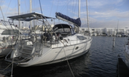 Image of Jeanneau Sun Odyssey 45 DS for sale in France for €169,000 (£150,766) LA GRANDE MOTTE, France