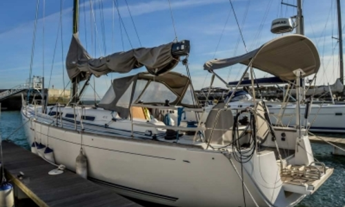 Image of Dufour 45 E Performance for sale in Portugal for €210,000 (£188,206) LISBON, Portugal