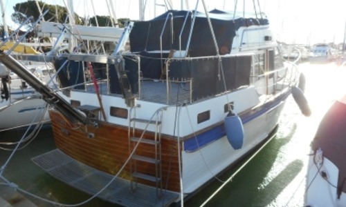 Image of ISLAND GIPSY 40 for sale in France for € 125.000 (£ 109.233) PORT CAMARGUE, France
