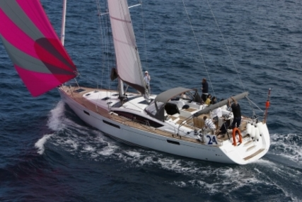 Jeanneau Sun Odyssey 57 for sale in France for €390,000 (£345,582)