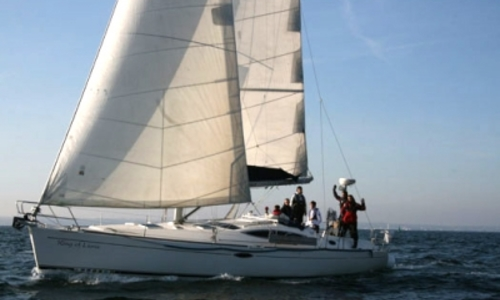 Image of Kirie Feeling 44 for sale in Germany for €115,000 (£102,510) HEILIGENHAFEN, Germany