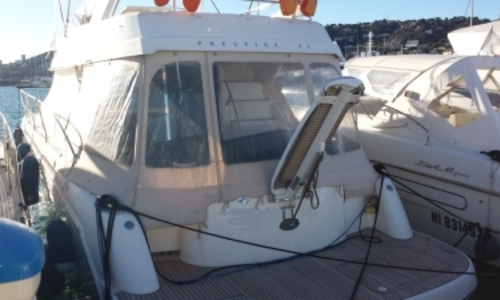 Image of Prestige 42 for sale in France for €229,000 (£203,720) ANTIBES, France
