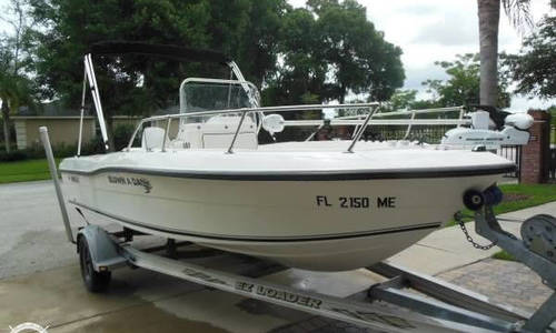 Image of Angler 180 F for sale in United States of America for $12,500 (£9,471) Oakland, Florida, United States of America