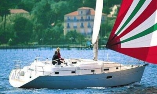 Image of Beneteau Oceanis 36 CC for sale in France for €58,000 (£51,290) CARENTAN, France