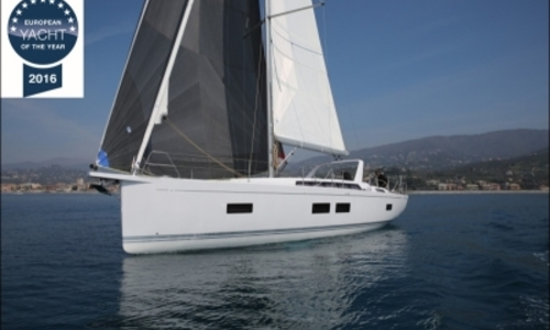 Image of Grand Soleil 46 LC for sale in Germany for €532,000 (£470,542) KROSLIN, Germany