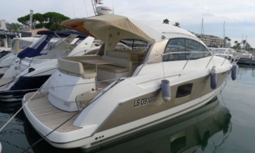 Image of Prestige 38 S for sale in France for €174,000 (£153,166) GOLFE JUAN, France