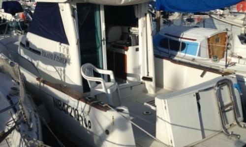 Image of Kirie 760 Island Fisher for sale in France for €29,000 (£25,484) SAINT LAURENT DU VAR, France