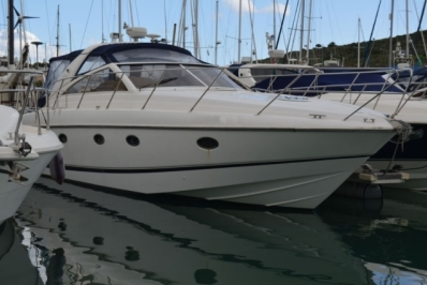 Princess V40 for sale in Portugal for €125,000 (£109,495)