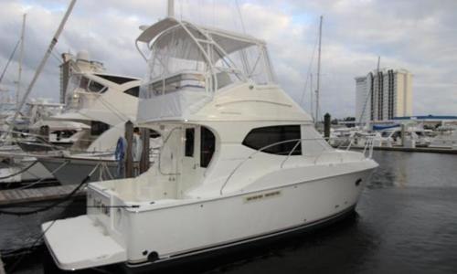 Image of Silverton 33 Convertible for sale in United States of America for $79,000 (£59,329) Riviera Beach, FL, United States of America