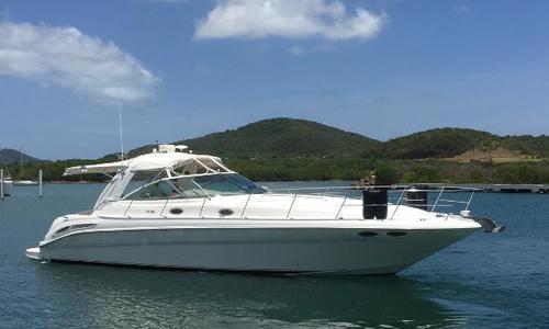 Image of Sea Ray 410 Sundancer for sale in Puerto Rico for $160,000 (£121,056) Fajardo, Puerto Rico