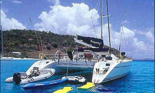 Image of Lagoon Catamaran for sale in British Virgin Islands for $460,000 (£348,037) Tortola, British Virgin Islands