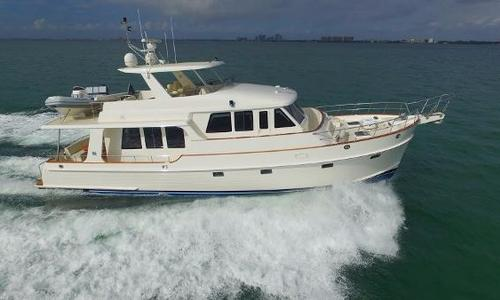 Image of Grand Banks 59 Aleutian RP for sale in United States of America for $1,695,000 (£1,209,790) Miami Beach, FL, United States of America