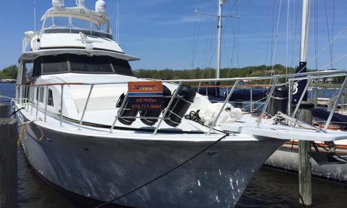 Image of Bertram 58 Flybridge Motor Yacht for sale in United States of America for $329,000 (£236,967) Holland, MI, United States of America