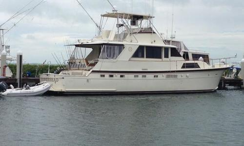 Image of Hatteras Yacht Fisherman for sale in United States of America for $138,790 (£105,033) Fort Lauderdale, FL, United States of America