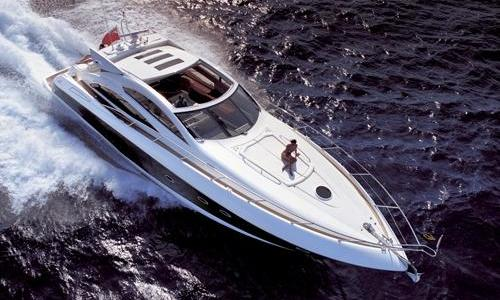 Image of Sunseeker Predator 62 for sale in Hong Kong for $1,173,141 (£890,051) Hong Kong