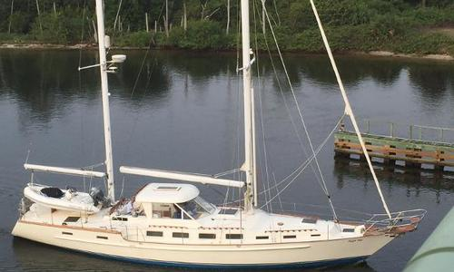 Image of Cruising Ketch Stuart 63 for sale in United States of America for $275,000 (£208,373) Palm Beach, FL, United States of America