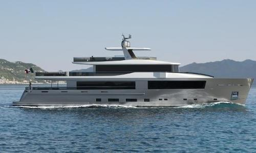 Image of Cantiere delle Marche Nauta Air 130 for sale in United States of America for €18,500,000 (£16,514,171) Fort Lauderdale, FL, United States of America
