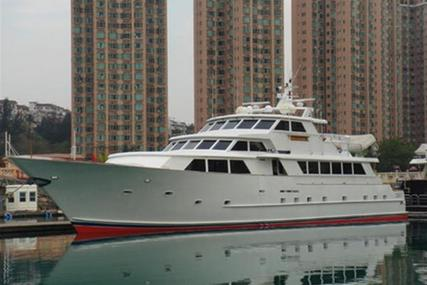 Broward Trideck Motoryacht for sale in Hong Kong for $1,250,000 (£992,583)
