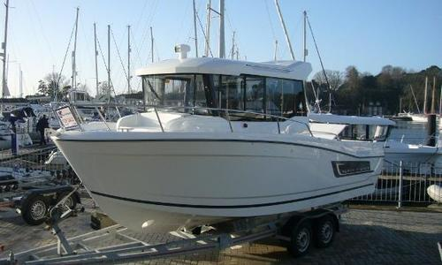 Image of Jeanneau Merry Fisher 695 Marlin for sale in United Kingdom for £44,950 Swanwick, United Kingdom