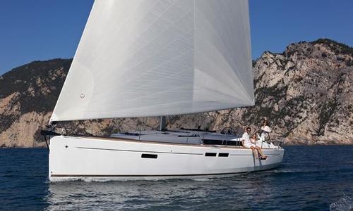 Image of Jeanneau Sun Odyssey 479 for sale in United Kingdom for £282,445 Swanwick, United Kingdom