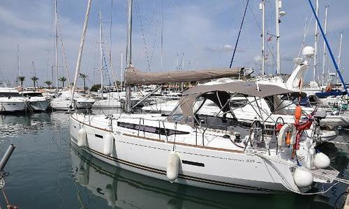 Image of Jeanneau Sun Odyssey 439 for sale in Spain for £174,995 Alcudia, Spain
