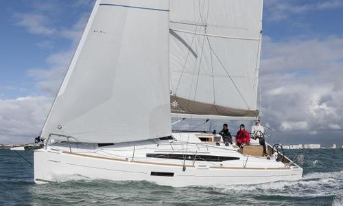 Image of Jeanneau Sun Odyssey 349 for sale in United Kingdom for £109,834 Swanwick, United Kingdom