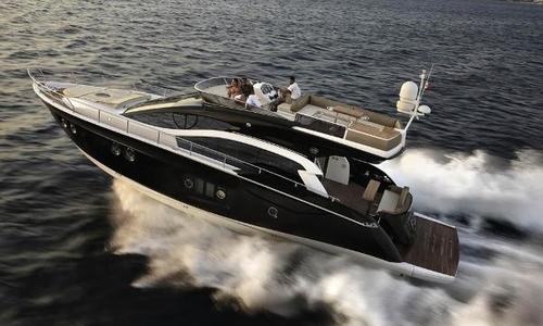 Image of Sessa Marine Fly 54 for sale in Hong Kong for $995,000 (£747,249) Hong Kong