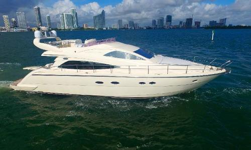 Image of Aicon 56 Flybridge for sale in United States of America for $429,000 (£319,028) Ft Lauderdale, FL, United States of America