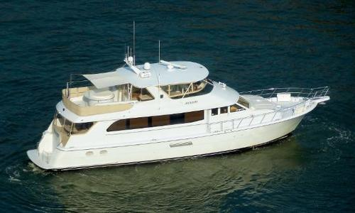 Image of Hatteras 75 Motoryacht for sale in United States of America for $1,199,000 (£900,454) Jersey City, NJ, United States of America