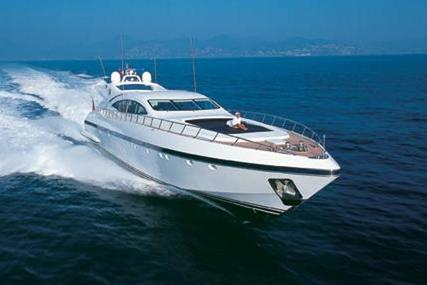 Mangusta 108 for sale in Italy for €1,950,000 (£1,739,611)