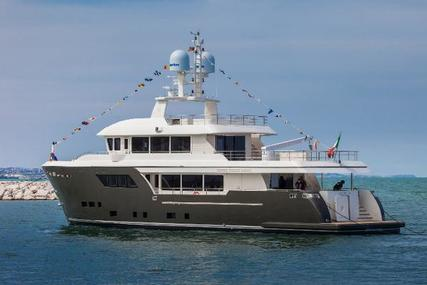 Cantiere delle Marche Darwin 102 for sale in United States of America for €9,300,000 (£8,296,016)