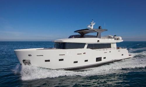 Image of Cantiere delle Marche Nauta Air 90 for sale in United States of America for €6,100,000 (£5,441,861) Fort Lauderdale, FL, United States of America