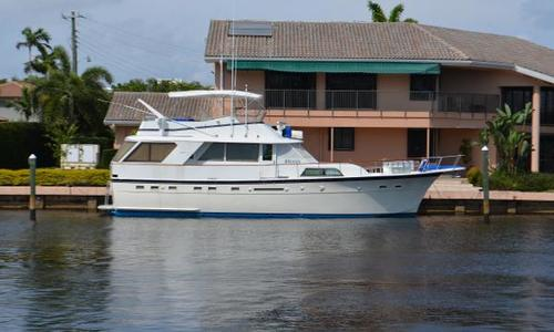 Image of Hatteras Classic for sale in United States of America for $199,000 (£150,564) Fort Lauderdale, FL, United States of America