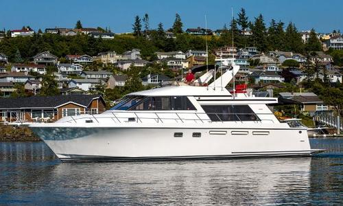 Image of Ocean Alexander 548 Pilothouse for sale in United States of America for $580,000 (£436,638) Anacortes, WA, United States of America