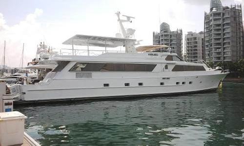 Image of DENISON Raised Bridge Cockpit M.Y. for sale in Singapore for $1,195,000 (£906,402) BALI, Singapore