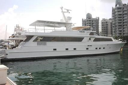 DENISON Raised Bridge Cockpit M.Y. for sale in Singapore for $1,145,000 (£888,775)