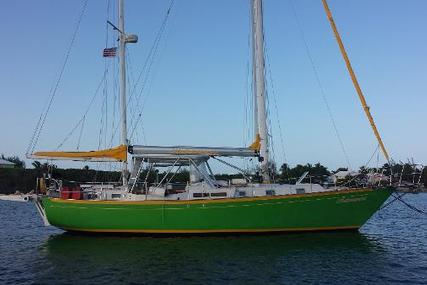 Whitby 42 for sale in Bahamas for $69,000 (£52,095)