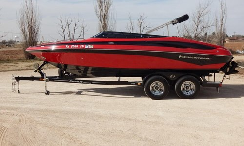 Image of Crownline 21 SS for sale in United States of America for $47,000 (£33,912) Slaton, Texas, United States of America