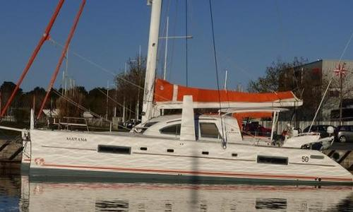 Image of Catana 50 for sale in France for €540,000 (£484,957) France