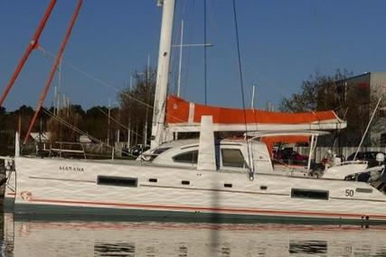 Catana 50 for sale in France for €540,000 (£485,075)