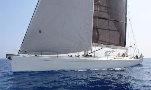 Image of COMPOSITE WORKS Fast Sloop for sale in Italy for €790,000 (£696,465) Italy