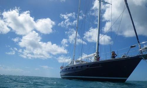 Image of Van Dam Nordia 62 Ketch for sale in Martinique for €240,000 (£210,900) Fort de France, Martinique