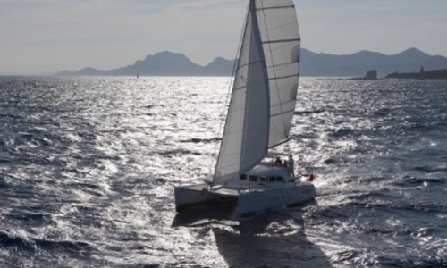 Image of Lagoon 380 for sale in Saint Martin for €235,000 (£206,852) CARIBBEAN, Saint Martin