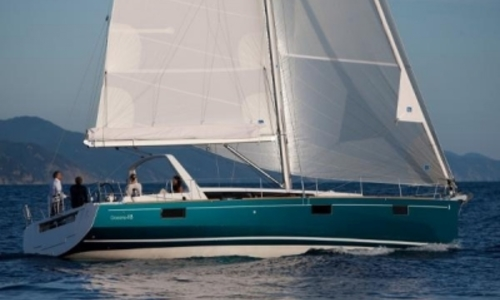 Image of Beneteau Oceanis 48 for sale in France for €265,000 (£237,839) France