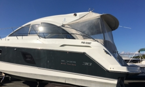 Image of Beneteau Gran Turismo 38 for sale in France for €189,500 (£170,187) SAINT CYPRIEN, France